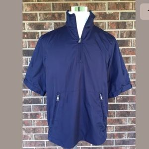 Polo Golf Ralph Lauren short sleeve wind jacket